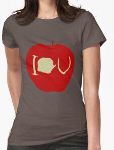 I.O.U Womens Fitted T-Shirt