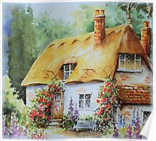 My dream cottage Poster