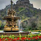 Ross Fountain by Tom Gomez