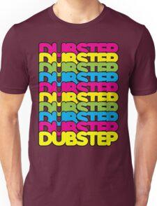 Dubstep (rainbow color) Unisex T-Shirt