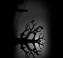Silent Night - Grey by Artantat