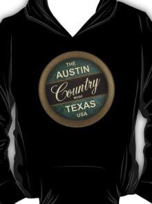 Austin Country Music Texas T-Shirt