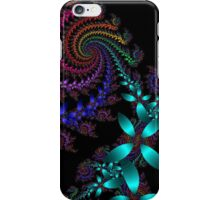 Sprial Flowers iphone case iPhone Case/Skin