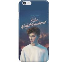 Troye Sivan Blue Neighbourhood iPhone Case/Skin