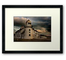 Paull Lighthouse Framed Print