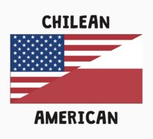 Chilean American One Piece - Short Sleeve