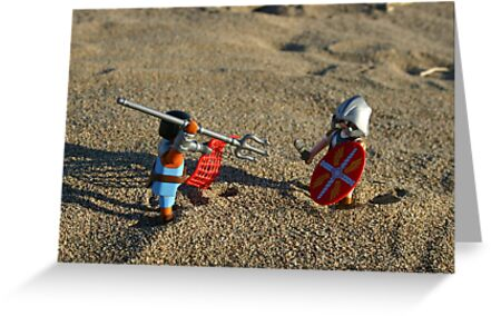 Gladiator by garigots