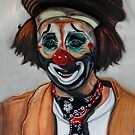The Clown by Jo-PinX