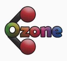 Ozone Logo T Shirt by Sam Mitchell