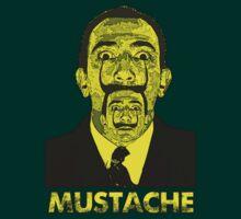 Mustache by Alternative Art Steve