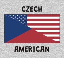 Czech American One Piece - Short Sleeve