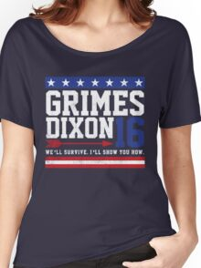 Grimes Dixon President 2016 Women's Relaxed Fit T-Shirt