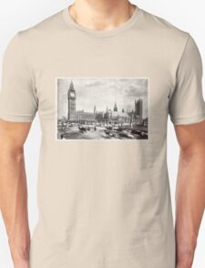 Houses of Parliament & Westminster Hall London T-Shirt