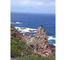 Rocky Outcrop Photographic Print