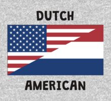Dutch American Kids Tee
