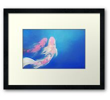 A little zen Framed Print