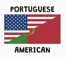 Portuguese American Baby Tee
