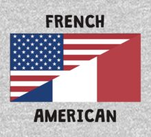 French American Kids Tee