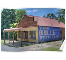 The Old Grocery Store, Carcoar, NSW Poster