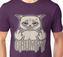 Grumpy Face Unisex T-Shirt