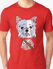 Braveheart Westie Unisex T-Shirt