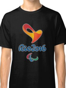 Paralympics, Rio 2016 Paralympic games Classic T-Shirt