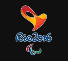 Paralympics, Rio 2016 Paralympic games Unisex T-Shirt