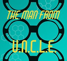 The Man from U.N.C.L.E. by agentsromanoff