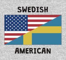 Swedish American One Piece - Short Sleeve