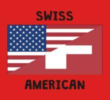 Swiss American Kids Tee