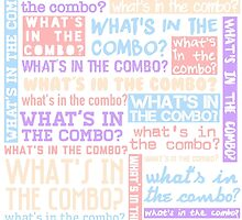 """What's in the combo"" - iisuperwomanii by internetokay"