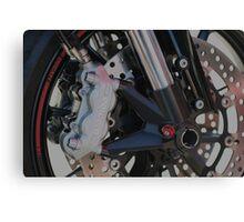 DUCATI 1100 EVO - BREMBO   Canvas Print