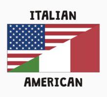 Italian American Kids Tee