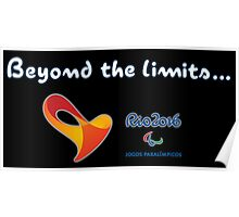 Paralympics, Rio 2016: Beyond the limits Poster