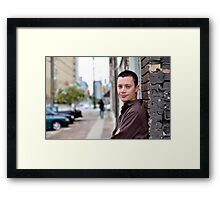 Weldon color RO Framed Print