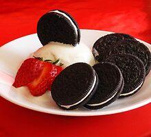Cookies N Cream by 2HivelysArt