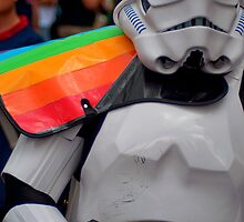 Even Stormtroopers Can Be Gay by Kris Montgomery