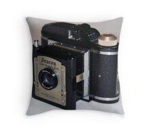 Vintage Beacon Two Twenty-Five  Throw Pillow