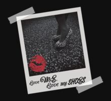 Love Me, Love My Shoes by Gillian Berry
