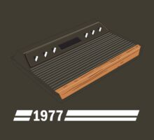 History of Gaming - Atari 2600 by emonegarand