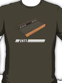 History of Gaming - Atari 2600 T-Shirt