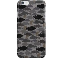 Fish Camo  iPhone Case/Skin