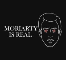 Moriarty Is Real by Aimee Conway