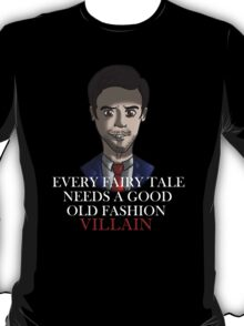 Good Old Fashioned Villain T-Shirt