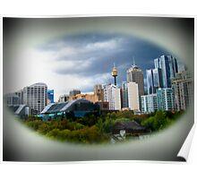 The Eye on Sydney Poster