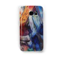 Painted Skull Samsung Galaxy Case/Skin