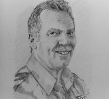 Senior Constable Terry Eaton by JasonShore
