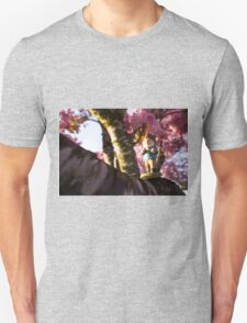 Travelling Spring Roy T-Shirt