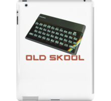 Spectrum Old Skool iPad Case/Skin