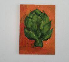 Artichoke Bounty by lynnefrench